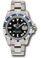 Rolex Watches: GMT-Master II White Gold 116759SA