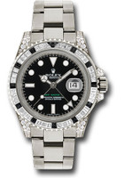 Rolex Watches: GMT-Master II White Gold 116759SANR