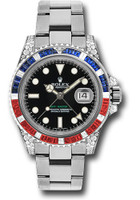 Rolex Watches: GMT-Master II White Gold 116759SARU