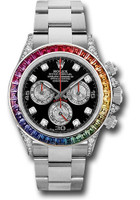Rolex Watches: Daytona Rainbow 116599 RBOW