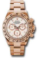 Rolex Watches: Daytona Everose Gold - Bracelet 116505 i