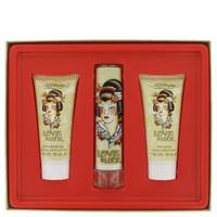 Gift Set -- 1.7 oz Eau De Parfum Spray + 3 oz Body Lotion + 3 oz Bath & Shower Gel