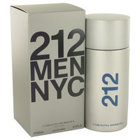 212 by Carolina Herrera Eau De Toilette Spray 6.8 oz