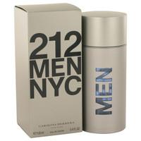 212 by Carolina Herrera Eau De Toilette Spray (New Packaging) 3.4 oz