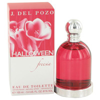 Halloween Freesia by Jesus Del Pozo Eau De Toilette Spray 3.4 oz