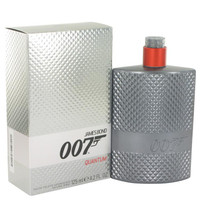 007 Quantum by James Bond Eau De Toilette Spray 4.2 oz