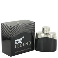 MontBlanc Legend by Mont Blanc Eau De Toilette Spray 1.7 oz