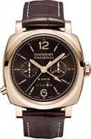 PANERAI LIMITED CHRONO MONOPULSANTE 8 DAYS GMT PAM00502