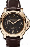 PANERAI LUMINOR MARINA 8 DAYS ORO ROSSO PAM00511