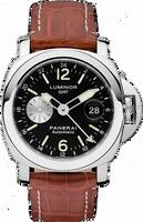 PANERAI LUMINOR GMT AUTOMATIC ACCIAIO PAM00088