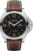 PANERAI LUMINOR 1950 EQUATION OF TIME 8 DAYS ACCIAIO PAM00601