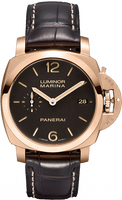 PANERAI LUMINOR 1950 MARINA 3 DAYS AUTOMATIC ORO ROSSO PAM00393