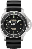 PANERAI LUMINOR 1950 SUBMERSIBLE 1950 AMAGNETIC 3 DAYS AUTOMATIC TITANIO PAM00389