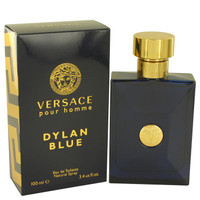 Versace Pour Homme Dylan Blue by Versace Eau De Toilette Spray 1.7 oz