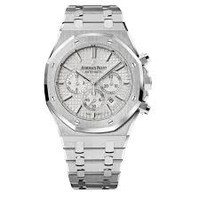 Audemars Piguet Royal Oak 41mm Chrono - Silver 26320ST.OO.1220ST.02
