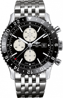 Breitling Chronoliner 46 mm Chronograph GMT Y2431012/BE10/443A
