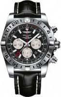 Breitling Chronomat 47mm CHRONOMAT GMT AB0413B9/BD17/760P