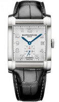 BAUME & MERCIER  HAMPTON RECTANGL Size L