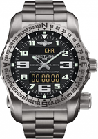 Breitling Professional Ermergency-II-black Ermergency-II-black