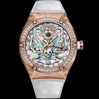 Franck Dubarry FILETEADO GMT Watch REV0504