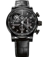 Graham Silverstone tourbillograph full Black