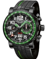 Graham Silverstonestowe Gmt Green
