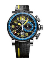 Graham Silverstonestowe Gmt Blue &Yellow