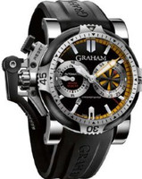 Graham Chronofighteroversize Diver turbo Tech