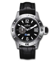 Jaeger LeCoultre Master Compressor Diving GMT 46.3mm Watch 184T470