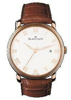 Blancpain Villeret Ultra Slim 40mm Watch 6651-3642-55B