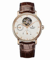 Blancpain Villeret Tourbillon Power Reserve Watch 6025-3642-55B