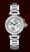 Cartier Miss Pasha (WG Diamonds/Silver/WG Diamonds)