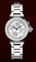 Cartier Miss Pasha (WG Diamonds/Silver/WG)