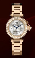Cartier Miss Pasha (RG Diamonds/Silver/RG)