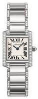 Cartier Tank Francaise (Diamonds/Silver/WG)