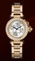 Cartier Miss Pasha (RG Diamonds/Silver/RG Diamonds)