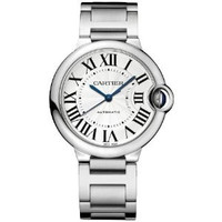 Cartier Ballon Bleu Medium (SS /Silver/ SS)