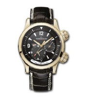 Jaeger LeCoultre Master Compressor Geographic Watch 1712440