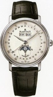 Blancpain Villeret Moonphase Watch 6263-1127A-55