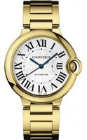 Cartier Ballon Bleu Medium (YG/Silver/YG)