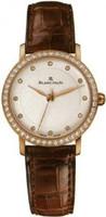 Blancpain Villeret Ultra Slim Ladies Watch 6102-2987-55