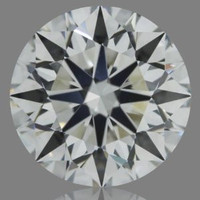 2.00 Carat D/vs1 Round Gia Certified Diamond (ex/ex/ex)