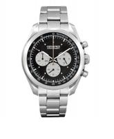 Orefici Vintage Chronograph SS Black Dial Watch ORM16C4302
