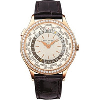 Patek Philippe World Time Diamonds RG WoWatch 7130R-001