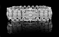 Gayubo 18K WG Diamond Bracelet 7199/1