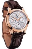 Jaeger-LeCoultre Men's Master Eight Days Mechanical Watch 161242A