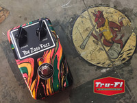 Tru-Fi Zosa Fuzz Pedal Guitar Pedal