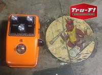 Tru-Fi Pedal Colordriver Fuzz Guitar Pedal