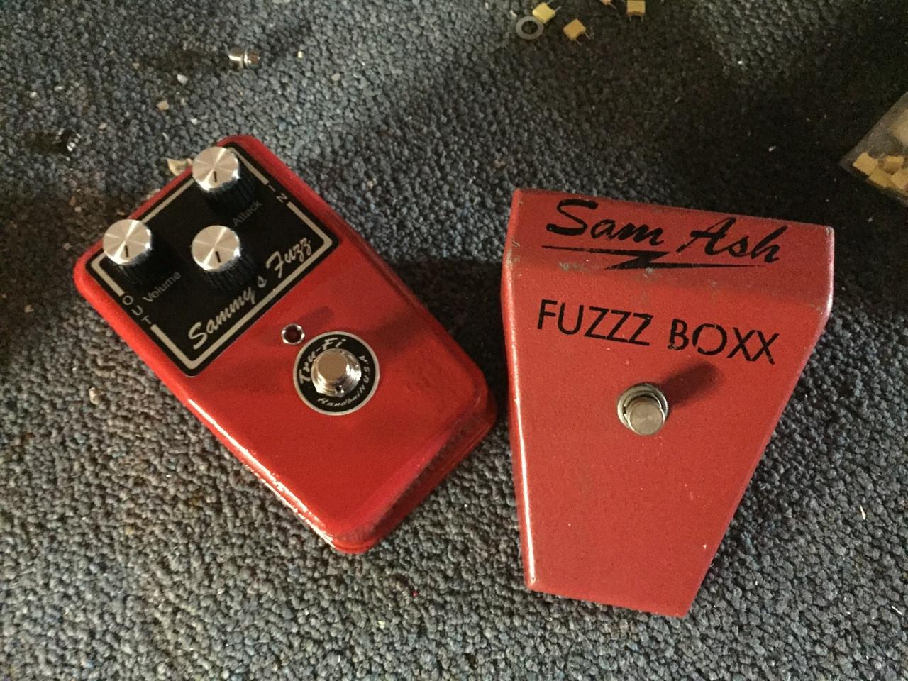 Tru-Fi Pedals Sammy Fuzz