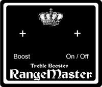 Tru-Fi Treble Boost Rangemaster